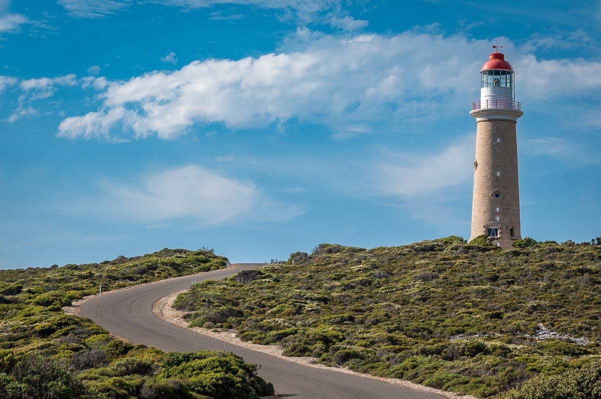 Cape Du Couedic Lighthouse, Kangaroo Island, Australia.