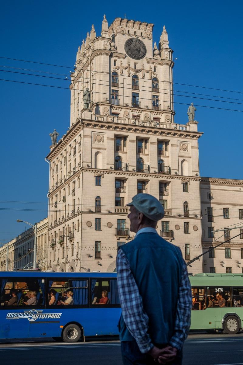 The Gates of Minsk, Minsk, Belarus.