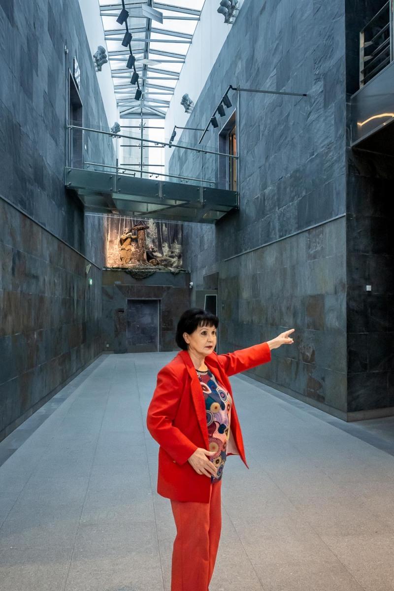 Great Patriotic War Museum, Minsk, Belarus.