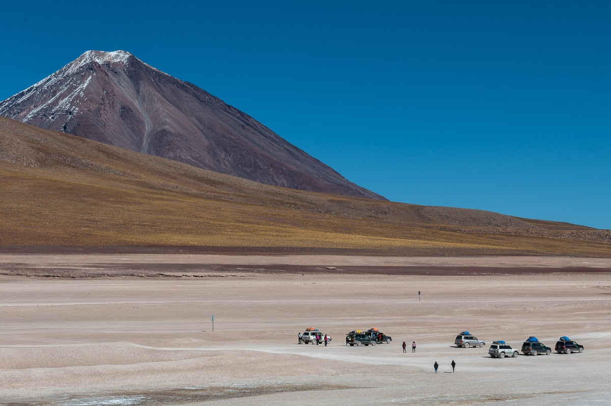Volcano Licancabur, Eduardo Avaroa National Reserve, Bolivia.
