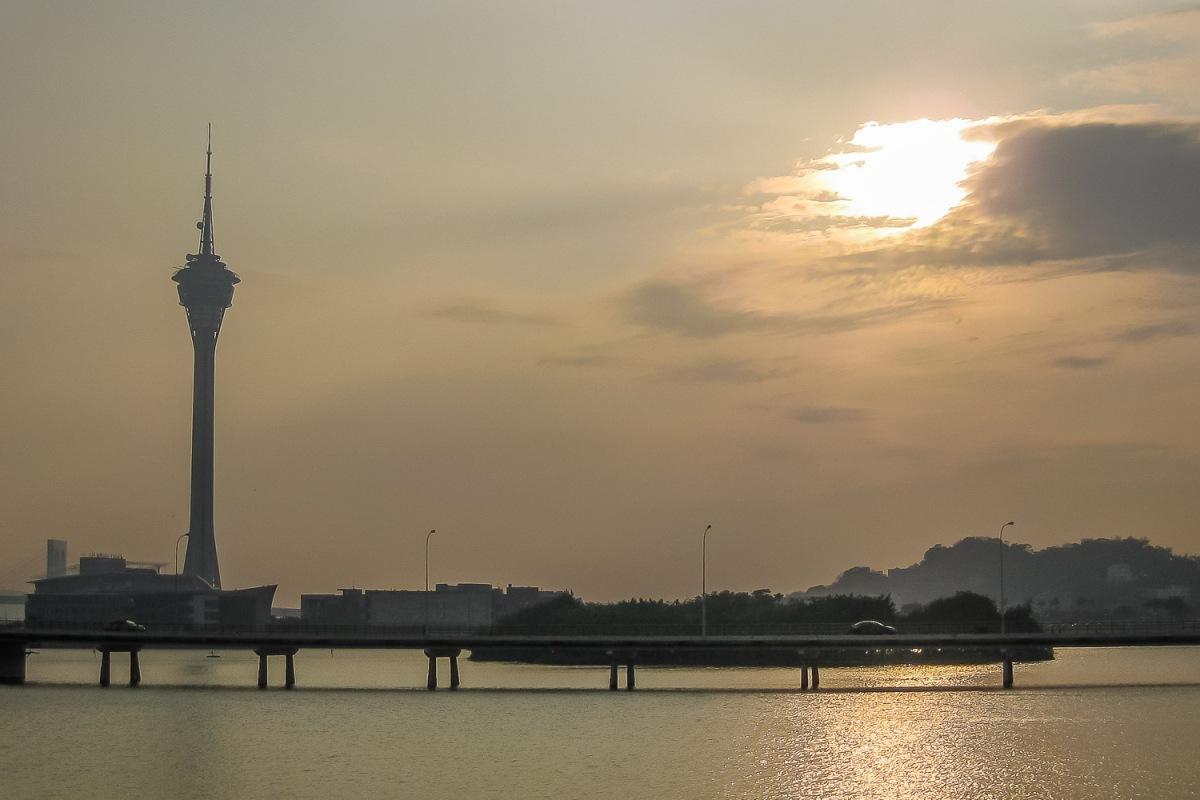 Macau Tower, Macua, China.