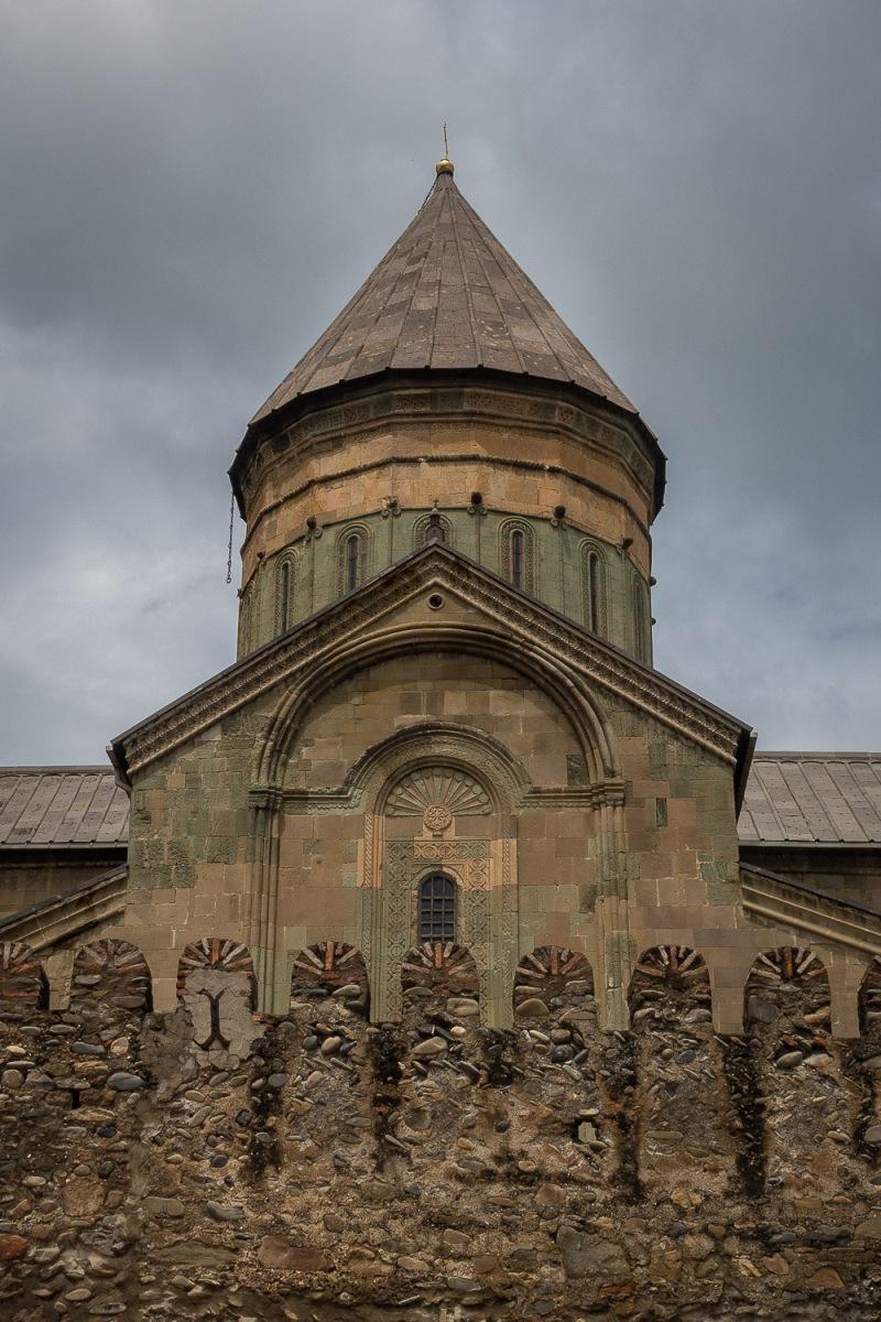 Svetitskhoveli church, Mtshketa, Georgia.