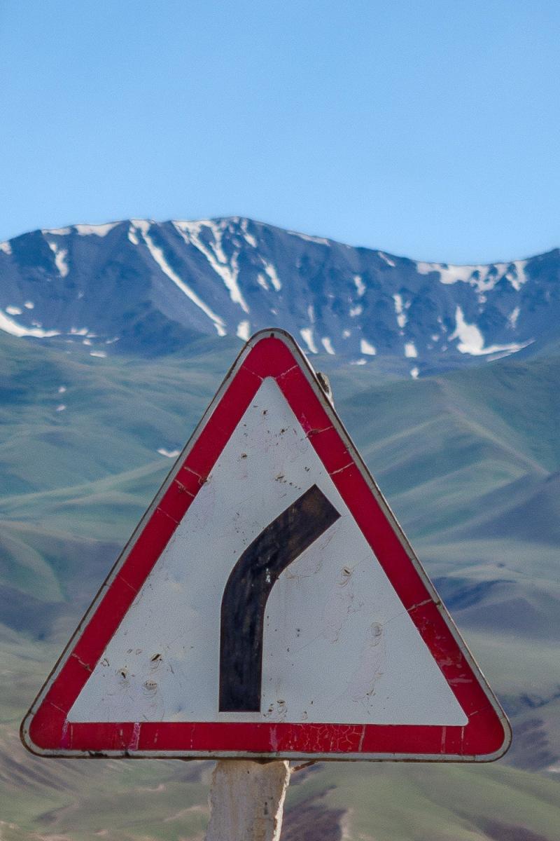 Tian Shan, Kyrgyzstan.