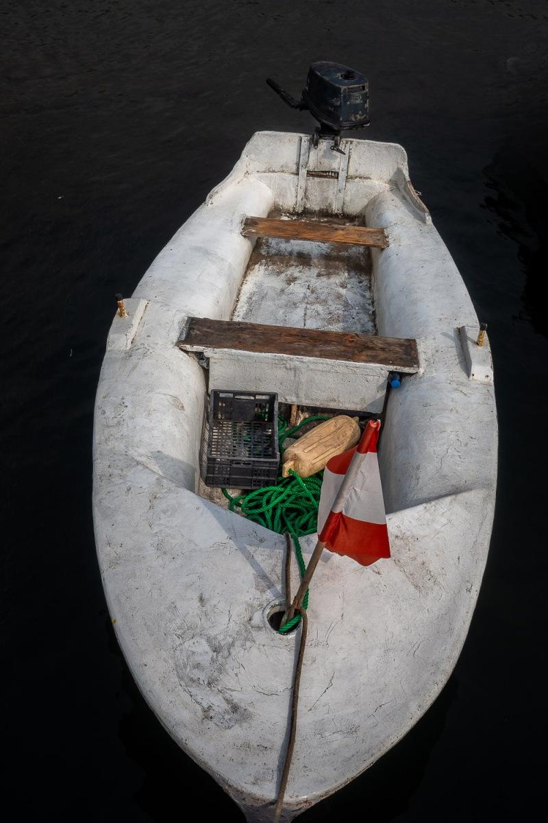 Fishing boat, Byblos, Lebanon.