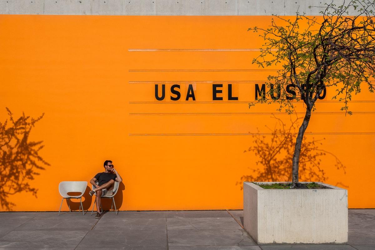 Museo Universitario Arte Contemporáneo, MUAC, Mexico City.