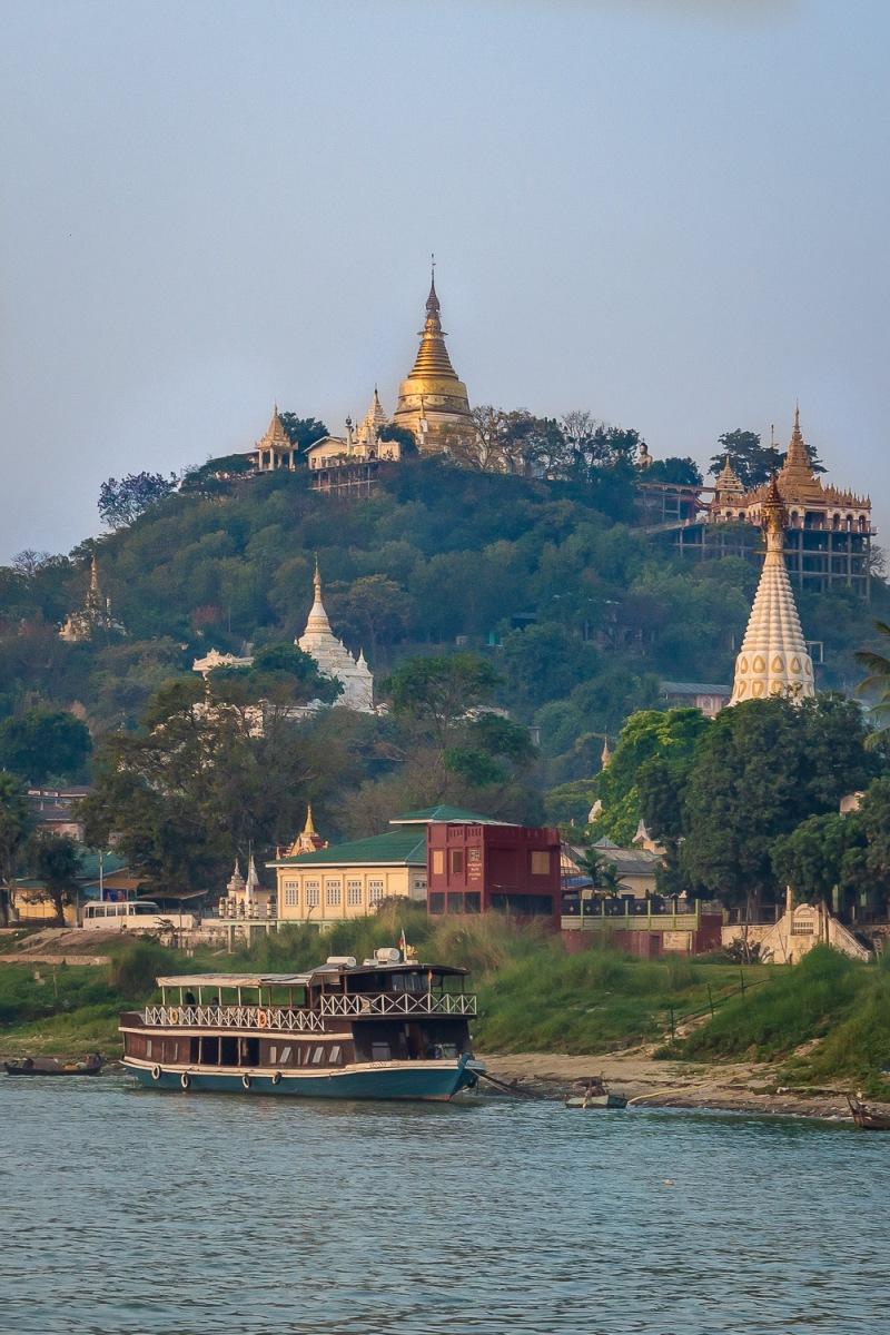 Sagaing, Mandalay, Myanmar.