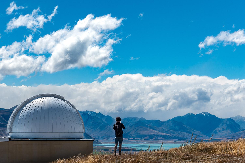 Observatory, Lake Tekapo, New Zealand.