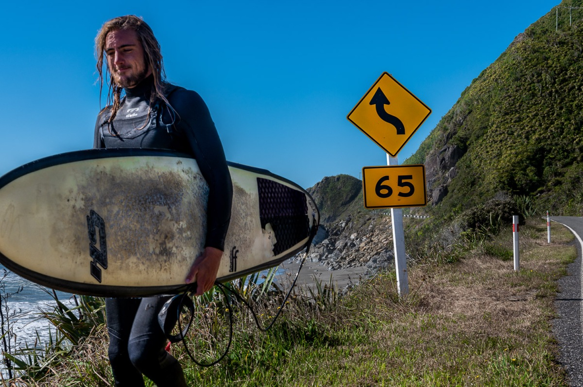 Pancake Rocks, West Coast, New Zealand.