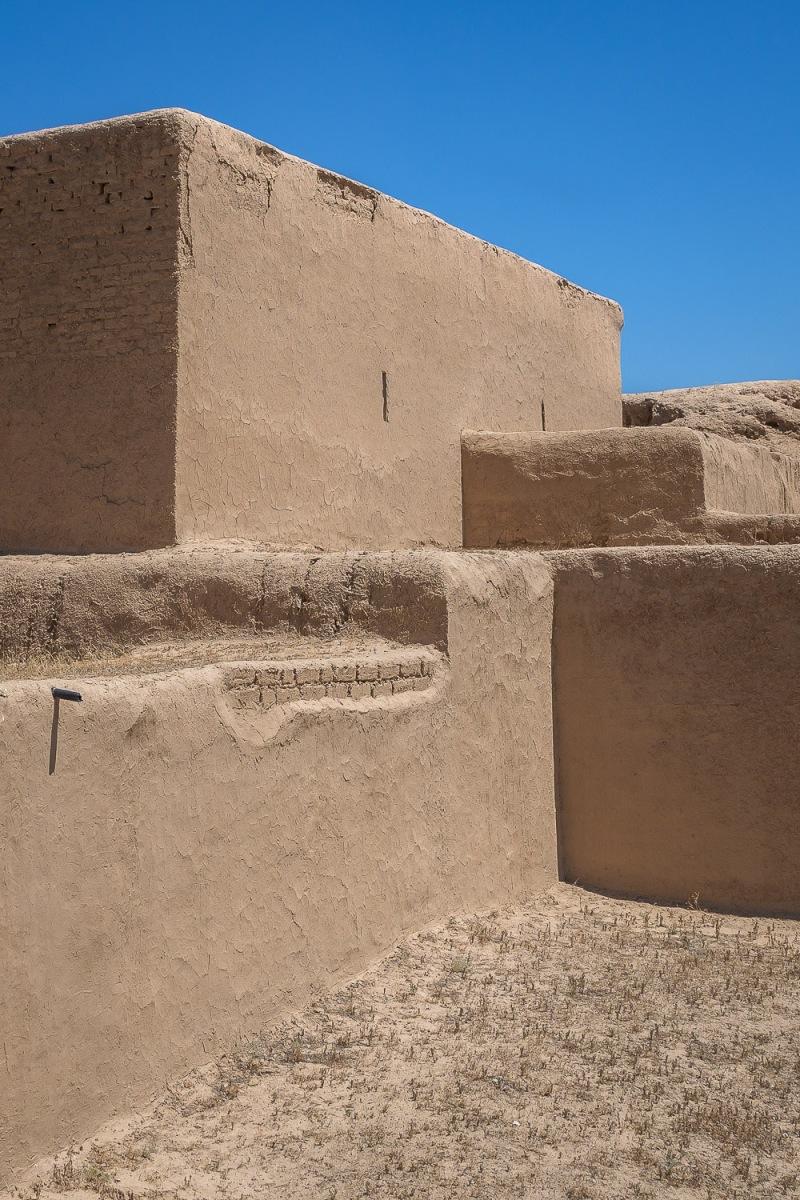 Nisa fortress, Ashgabat, Turkmenistan.