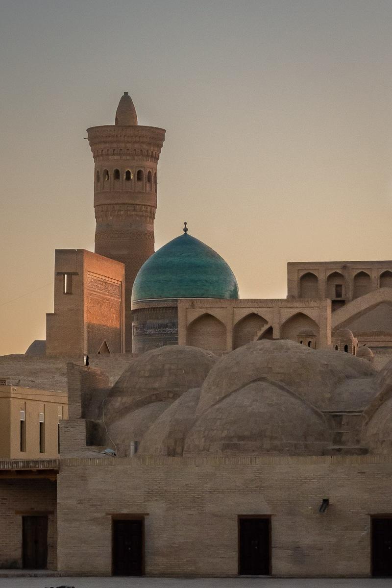 IIchan Kala, Khiva, Uzbekistan.