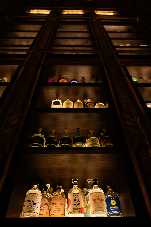 Travelgrapher.com-Inspire-Singapore-Parkview-Square-Atlas-Bar-Gin-Bar-Bottles