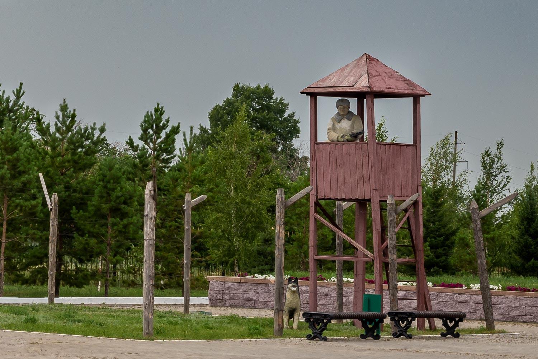 Travelgrapher.com-Inspire-Kazakhstan-Alzhir-Prison-Camp-Watchtower